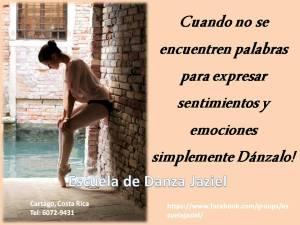 Frases de Danza (28)