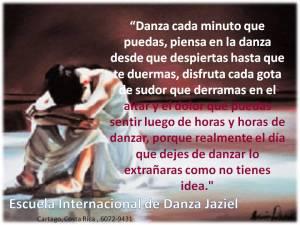 Frases de Danza (4)