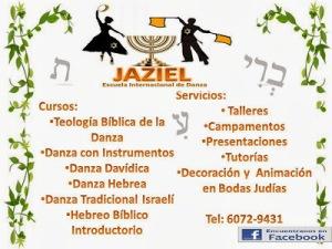 tarjeta de presentacion Jaziel